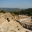 Stock Photo: Ephesus Amphitheater