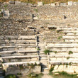 Stock Photo: Seats in Ephesus Amphitheater