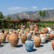 Ceramic amphoras — Stock Photo #13574855