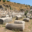 Ephesus ruins 1 — Stock Photo