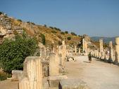 Antique Ephesus — Stock Photo