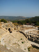 Ephesus Amphitheater — Stock Photo