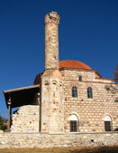 Old mosque in Urla near Izmir — Stock Photo