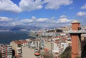 Asansor Tower (elevator) in Izmir — Stock Photo