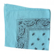 Stock Photo: Azure bandanna
