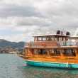 Travel  Ship in Marmaris — Stock Photo