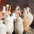 Amphoras group — Stock Photo