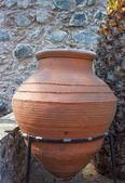 Giant amphora — Stock Photo