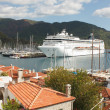 View of Marina in Marmaris — Stock Photo