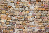 Brick fortress wall 2 — Stock Photo