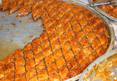 Turkish baklava 3 — Stock Photo