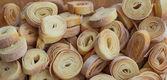 Village homemade pasta 1 — Stock Photo