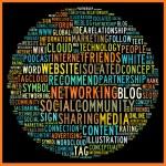 Social media concept — Stock Photo #26266979