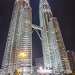 Постер, плакат: Petronas Twin Towers