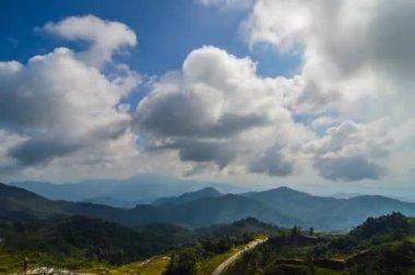 облако — Стоковое видео