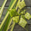 Malaysian Traditional Food, Ketupat — Foto de Stock
