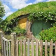 Stock Photo: Hobbit cottage