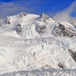 Ice mountain landscape — Stockfoto