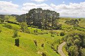 Hobbit village — Stock Photo