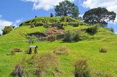 Hobbit cottage — Stock Photo