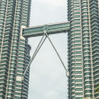 Stock Photo: KLCC twin tower