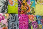 Batik tekstil — Stok fotoğraf