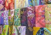 Batik-Textil — Stockfoto