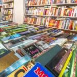 Book festival — Stock Photo