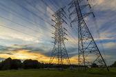 Pylon tower — Stock Photo