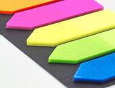 Renkli sticker — Stok fotoğraf
