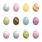 复活节彩蛋集 2 — 图库矢量图片
