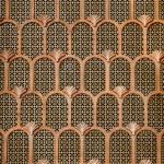Copper Art Deco background — Stock Photo #39416333