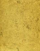 Grunge gouden metalen textuur. — Stockfoto