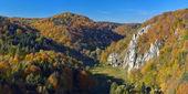 Autumn in Ojcow National Park. — 图库照片