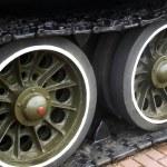 Tank Caterpillar Tread — Stock Photo #51543191
