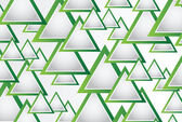 Abstract background with  triangles — Stock Vector