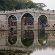 Stock Photo: Suzhou Market Street Bridge - Summer Palace