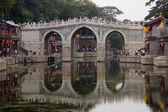 Suzhou Market Street Bridge - Summer Palace — Stock Photo