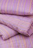 Lilac blanket — 图库照片