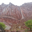 Capital Reef Waterfalls — Stock Photo #41831655
