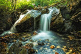 Boulders and Waterfalls — Stock Photo