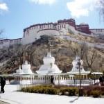 Potala Palace,Lhasa, Tibet, China — Stock Photo