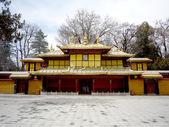 Norbulingka(summer palace of dalai lamas),Lhasa, Tibet, China — ストック写真