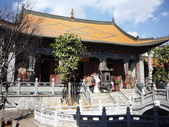Miaozhan Temple, Kunming, Yunnan, China — Stock Photo