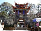 黄金寺院、昆明、雲南省、中国 — ストック写真