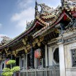 Mengjia Longshan Temple, Taipei,Taiwan — Stock Photo