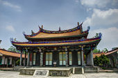 Taipei Confucius Temple, Taipei,Taiwan — Stock Photo