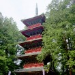 Toshogu Shrine, Nikko, Japan. Shrines and Temples of Nikko is UNESCO World Heritage Site since 1999 — Photo