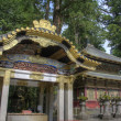 Toshogu Shrine, Nikko, Japan. Shrines and Temples of Nikko is UNESCO World Heritage Site since 1999 — Stock Photo