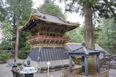 Toshogu Shrine, Nikko, Japan. Shrines and Temples of Nikko is UNESCO World Heritage Site since 1999 — Stok fotoğraf